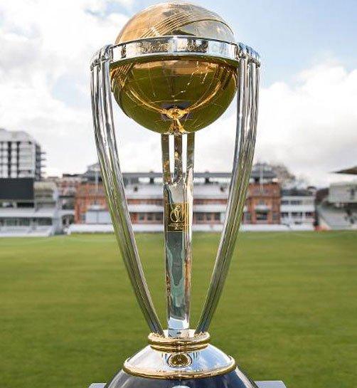 Cricket worl Cup 2019 trophy
