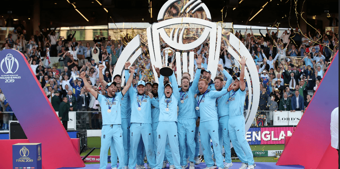 England vs New Zealand Final Match: Eoin Morgan became the first England captain to lift the 50-over World Cup trophy